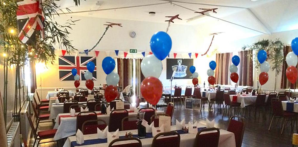 St George's Day & The Queen's 90th Birthday Ball
