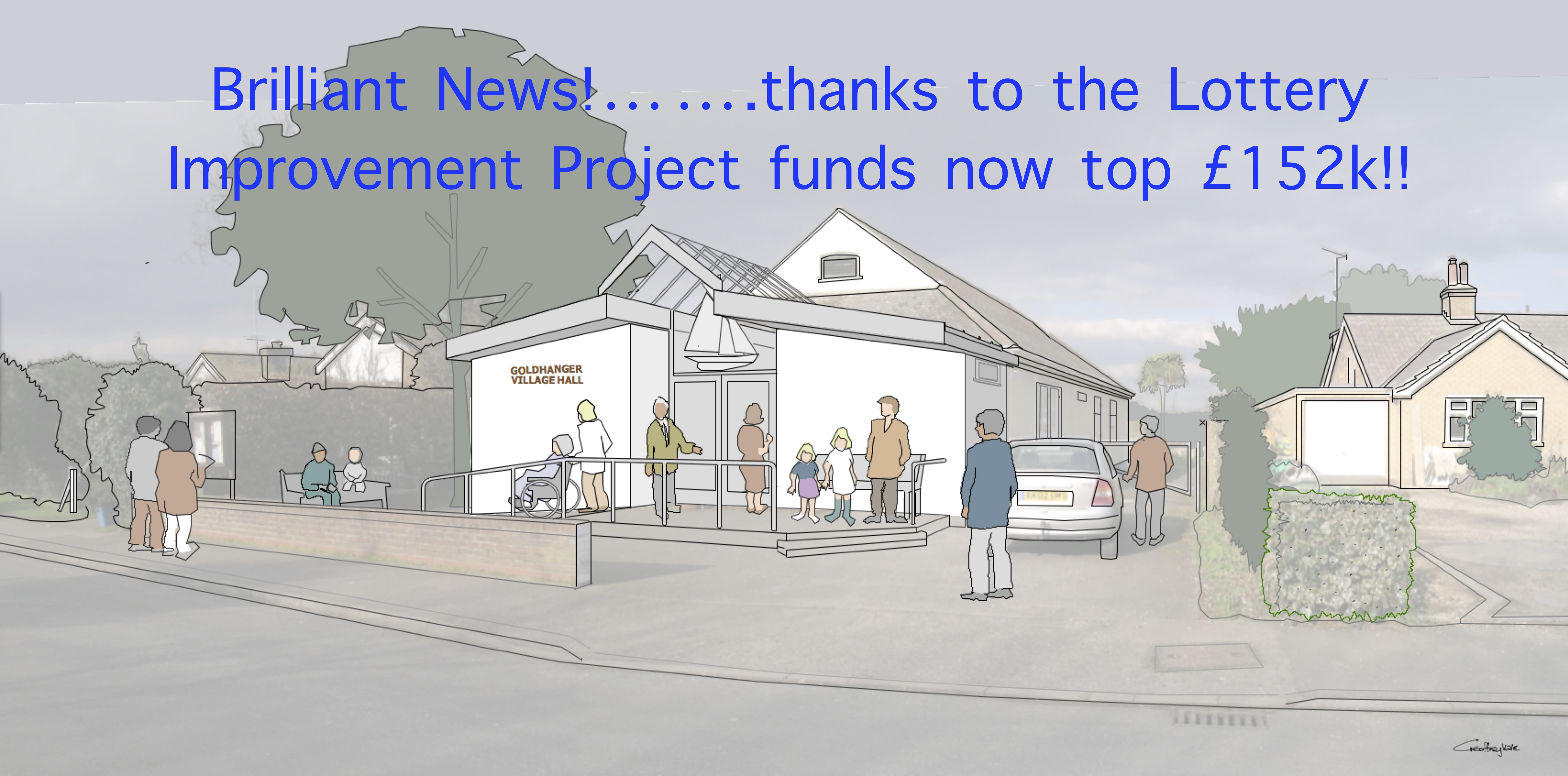 Improvement Project - BIG Lottery Award