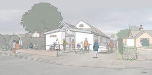 Village Hall Improvement Works @ Goldhanger Village Hall